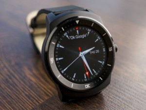Умные часы от LG Electronics - LG G Watch R